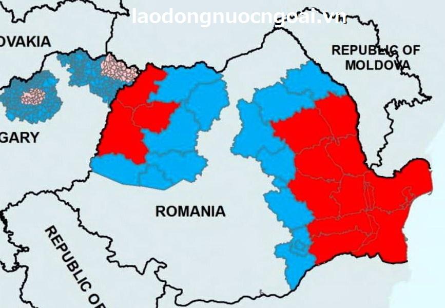 Đất nước Rumani