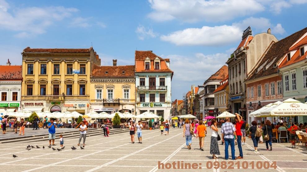 cuộc sống ở Rumani
