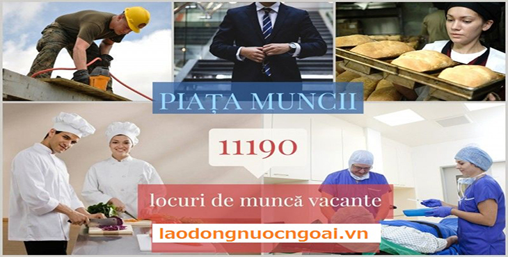 Đi xuất khẩu lao động Rumani, lương bao nhiêu/tháng?