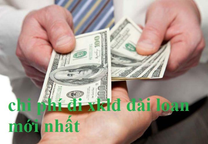 chi phí đi giúp việc đài loan