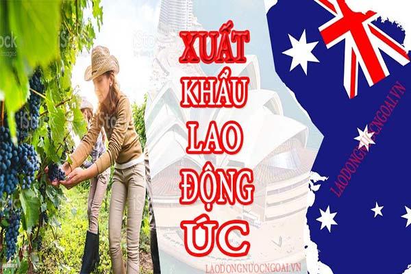 Xuất khẩu lao động ÚC, Visa xklđ mới cơ hội mới cho người Việt không thể bỏ lỡ.